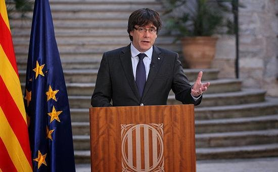 西班牙法院撤銷引渡前領導人