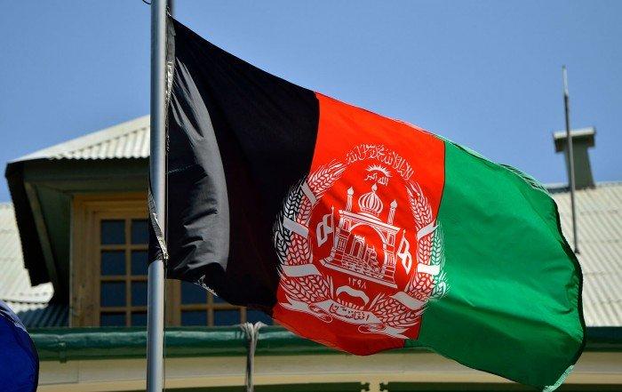 中亞悲劇──阿富汗