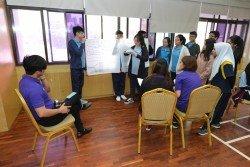 來自18所學校的400余名學生,在參賽前都需參與國際貿易挑戰賽工作坊,學習什么是國際貿易、如何撰寫計劃書等,增添學生們對國際經商認知,種下經商種子。