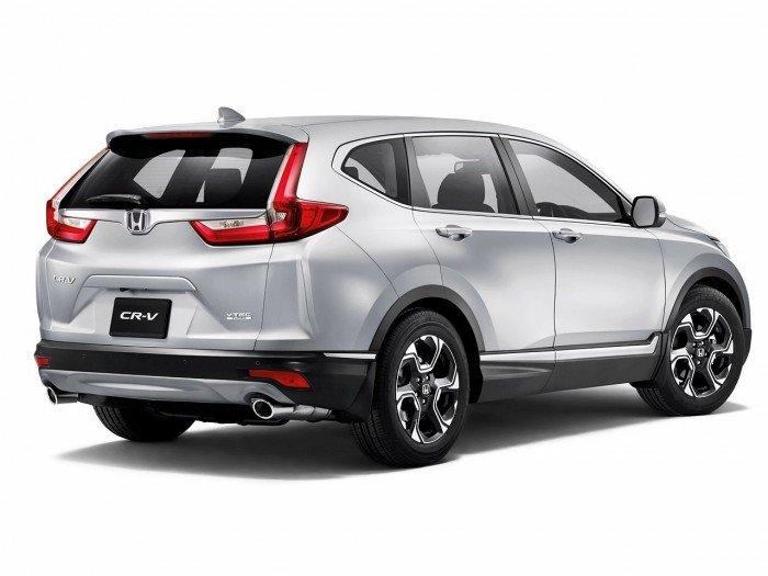【汽車】行駛安全交託AI Honda CR-V導入Honda SENSING