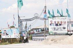 大選經已過了2週,但威省區內多達90%的選區依然看見許多的競選宣傳品,市局將動員拆除,並向相關政黨追討清理費。