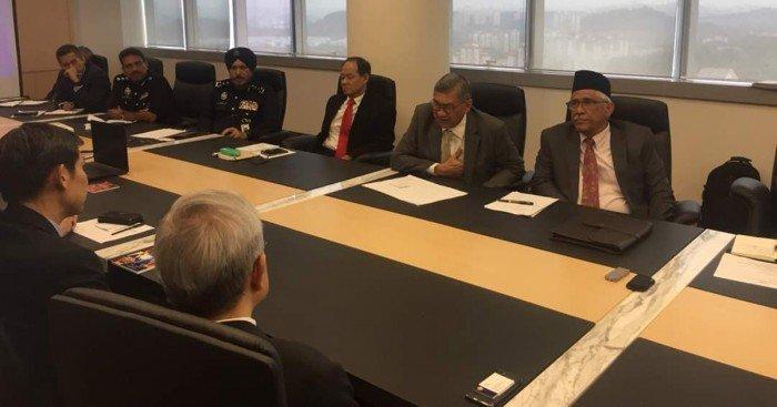 马新1MDB特工队联手 追回或已被滥用款项