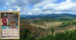 峇南內陸的自然資源因官商的貪婪而逐漸殆盡,而原住民在失去自然資源的同時,權益同時遭剝削。左小圖為內陸投票時間極短,造成許多來自其他村莊的選民趕不及投票。