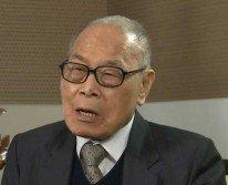 香港前行政會議召集人鍾士元。