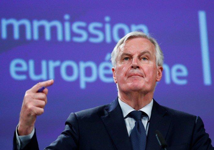 歐盟:為結束談判跨重要一步