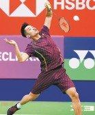 35歲的林丹本季勝率只有52%,只拿到一個紐西蘭羽賽冠軍,似乎有一些英雄遲暮。