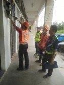 昔加末警方從今年1月至今,分別在昔加末及拉美士,總共展 開112次取締行動,受到取締的店鋪會被切斷水電供應。
