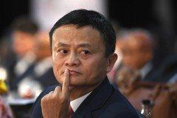 阿里巴巴董事局主席馬雲。