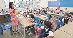老師在學生的小學階段,影響甚遠,因此老師對學生的賞罰,必需拿捏得 當,才會帶來良好的成效。