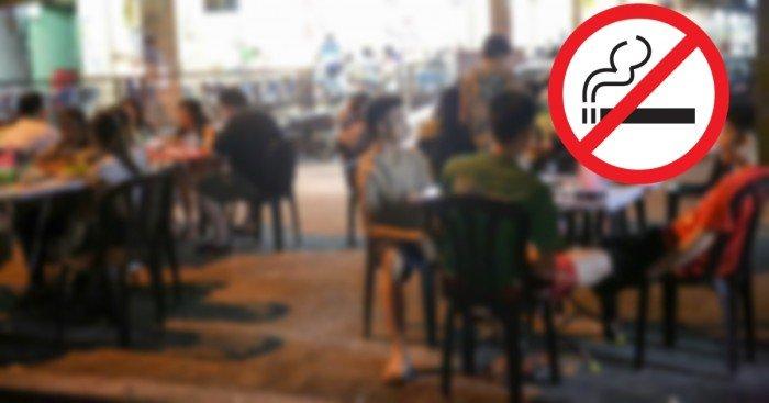 衛生部計劃12月起 開放式餐館禁煙!