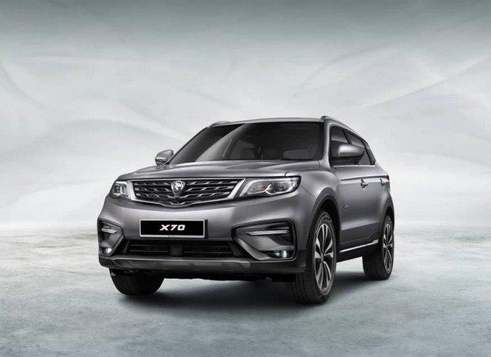 寶騰推介首款SUV 預購費RM1000