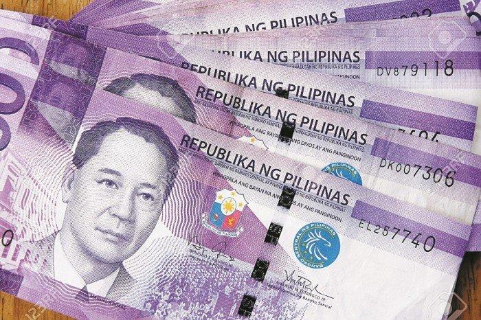 菲律賓披索續跌 觸2005年來新低