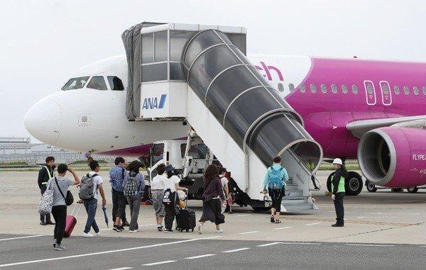 日本2機場國際線復飛