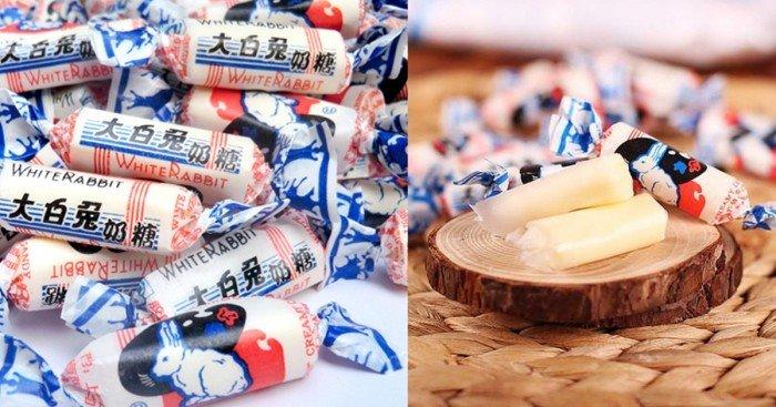 大白兔奶糖味潤唇膏
