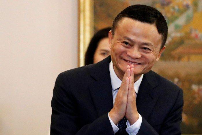 馬雲宣布接班人張勇 一年後回歸教育