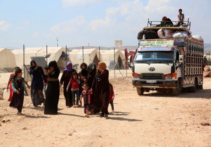 美國否認磷彈炸敘利亞