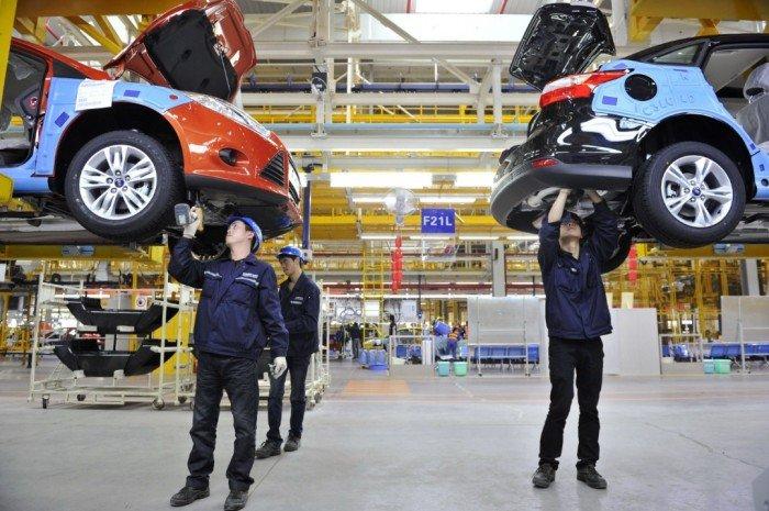 福特拒遷生產線回美