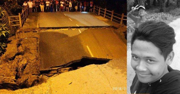 2男乘摩哆墜橋身亡 居民:疑橋底被河水侵蝕釀禍