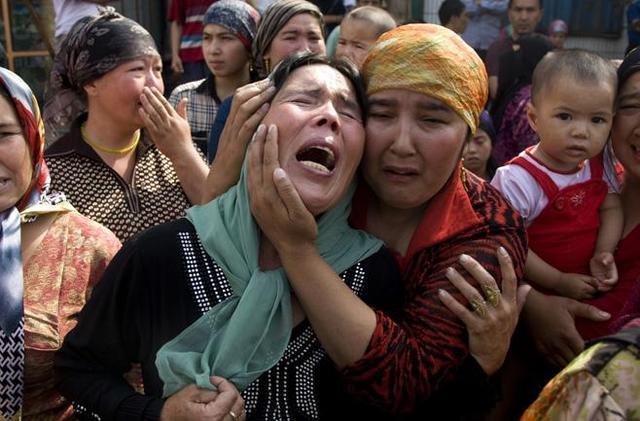 北京迫害維吾爾人 華府擬制裁