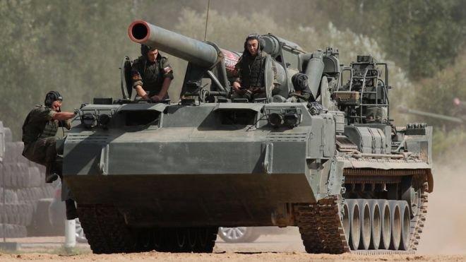 展實力兼賣軍備 俄軍演一箭多雕