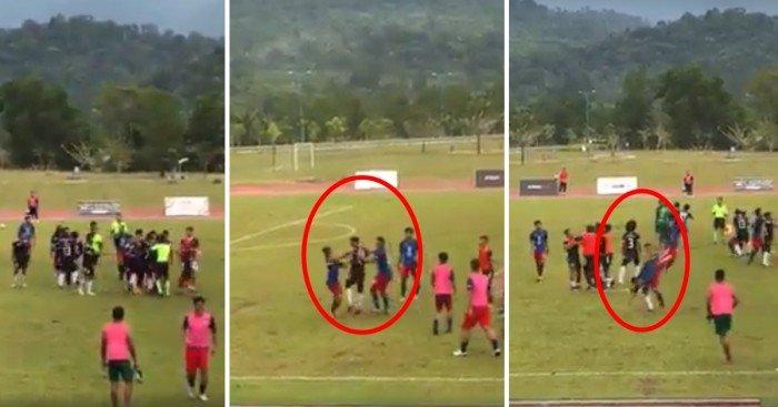 【馬運會】足球賽傳肢體衝突 國家體育理事會促解釋