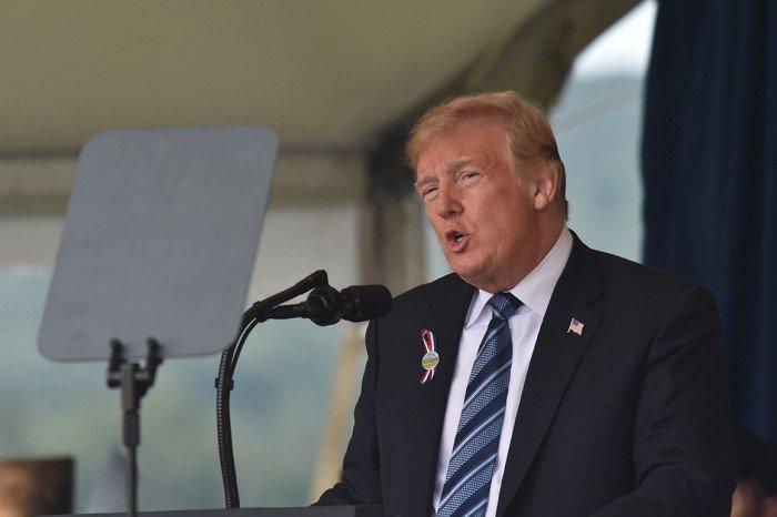 防外國干預選舉 特朗普簽行政令