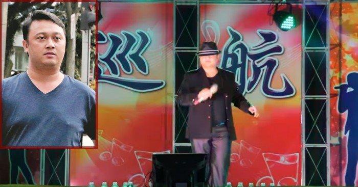 新國歌台涉高喊黑幫口號 大馬福建歌王「黑人」遭警傳召