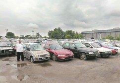 八打靈再也市政廳一年要承擔95萬令吉的廢車庫租金,數額驚人。