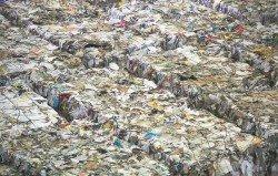 自中國拒收「洋垃圾」后,大馬等東南亞國家正成為西方發達國家的替代垃圾場。(檔案照)