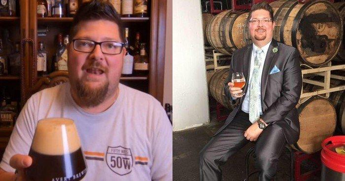 禁食46天只喝啤酒 美國男子減下15公斤