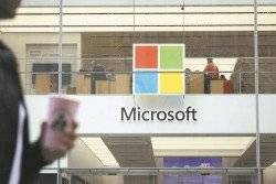 微軟首季營收和獲利超華爾街預期,因更多企業使用其Azure雲計算服務和Office辦公自動化套裝軟件。
