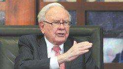 巴菲特指當前擁有良好前景的股票價格都太高了,不如回購自家股票。