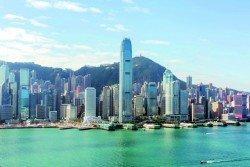 香港樓市回复升軌。
