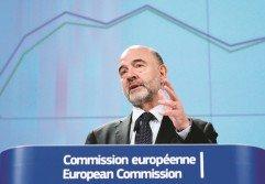 莫斯可維西指汽車生產放緩,導致歐元區前景惡化。