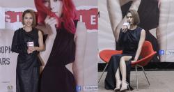 李幸倪特地回馬為3月2日的雲頂演唱會作宣傳,她透露,演唱會流程會有別于香港站,更會演繹自己的創作歌曲和香港站沒有唱的歌曲。