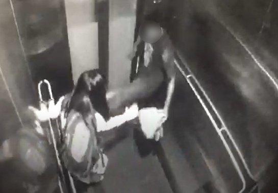 【女子電梯內遇劫】拳打腳踢女子打劫 嫌犯落網