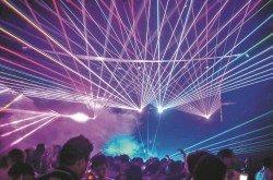 吉隆坡只有173間娛樂場所,被允許營業至凌晨3時或5時。(檔案照)
