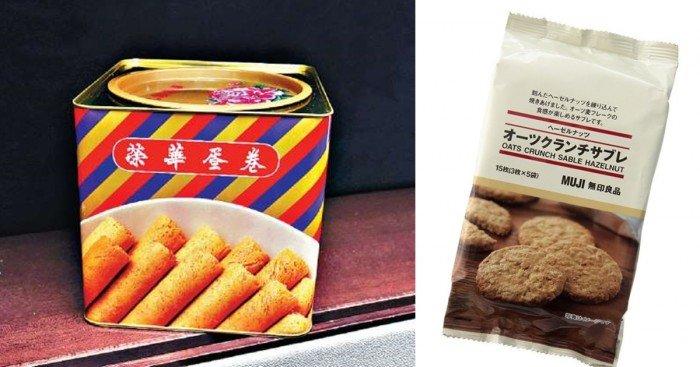 香港51款餅乾驗出致癌物 MUJI等知名品牌均上榜