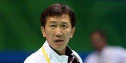 日本國羽總教練朴柱奉。(檔案照)