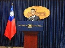 台灣總統府發言人黃重諺。