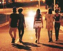 杜絕毒品問題內閣特別委員會建議對18歲以下的青少年,實施宵禁令的可行性,引起網民熱烈反應,大部分認為這建議治標不治本。 (檔案照)