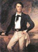 詹姆士布洛克(James Brooke)被稱為「白人拉惹」,實為英國殖民政權的代表。(圖取自維基百科)