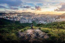 香港除了是高樓聳立的城市外,也是個探索大自然的絕佳地點。