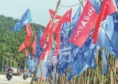 第14屆全國大選至今不到8個月,就有6場補選,剛結束的是1月26日的金馬侖補選,接下來則是士毛月州議席補選。 (攝影:連國強)
