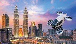 把車子開上天空,究竟是不是天方夜譚呢?企業發展部長禮端尤索夫指我國將在年內研發飛行車首款模型,讓各界充滿期待。