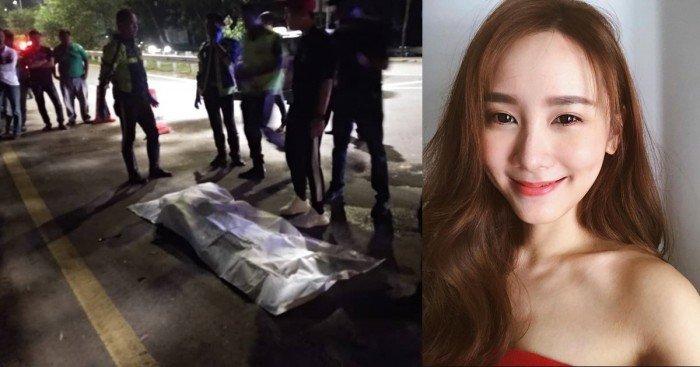 大马年轻女演员 江倩龄车祸身亡