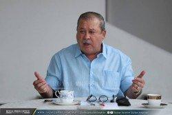 柔州蘇丹依布拉欣陛下嚴正駁斥有關他涉及經營導致巴西古當金金河發生化學污染的肇事工廠。