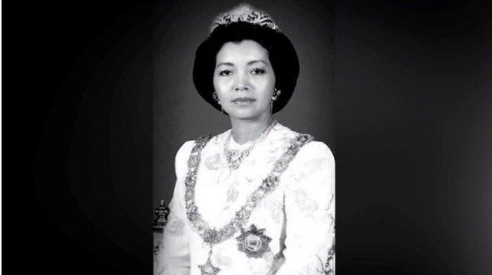 柔前蘇丹后東姑查娜蘇雅逝世 享壽79歲