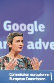 維斯塔格對谷歌開出第3張罰單。