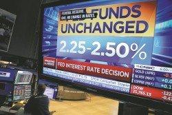 FOMC議決,從9月開始停止縮減美聯儲的資產負債表規模。